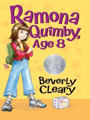 Cover of: Ramona Quimby, age 8