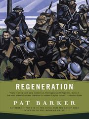 Cover of: Regeneration