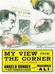 Cover of: My View from the Corner | Bert Randolph Sugar