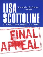 Cover of: Final Appeal | Lisa Scottoline