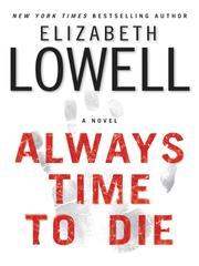 Cover of: Always Time to Die by Ann Maxwell