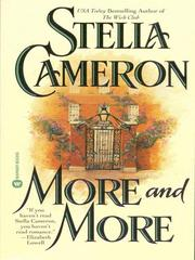 Cover of: More and More | Stella Cameron