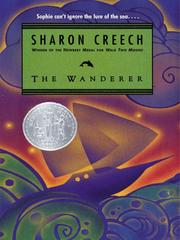 Cover of: The Wanderer | Sharon Creech