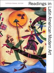 Cover of: Readings in Latin American Modern Art | Patrick Frank