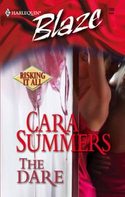 Cover of: The Dare | Cara Summers