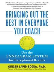 Cover of: Bringing Out the Best in Everyone You Coach | Ginger Lapid-Bogda