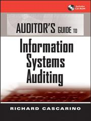 Cover of: Auditor