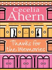 Cover of: Thanks for the Memories | Cecelia Ahern