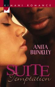 Cover of: Suite Temptation | Anita R. Bunkley