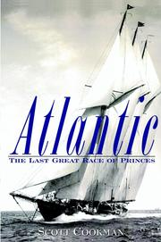 Cover of: Atlantic | Scott Cookman