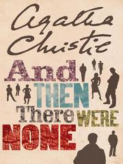 Cover of: And Then There Were None