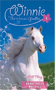 Cover of: Wild Thing (Winnie the Horse Gentler, Book 1)