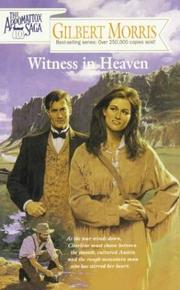 Cover of: Witness in heaven | Gilbert Morris