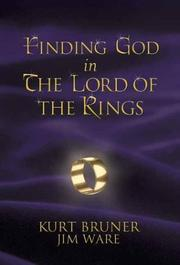 Cover of: Finding God in The lord of the rings