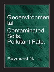 Cover of: Geoenvironmental engineering | Raymond N. Yong