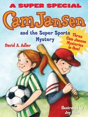 Cover of: Cam Jansen and the Sports Day Mysteries | David A. Adler