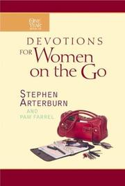 Cover of: One Year Book of Devotions for Women on the Go