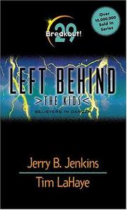 Cover of: Breakout! | Jerry B. Jenkins