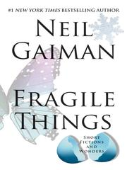 Cover of: Fragile Things |