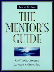 Cover of: The Mentor
