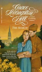 Cover of: The Search (Grace Livingston Hill #39) | Grace Livingston Hill Lutz