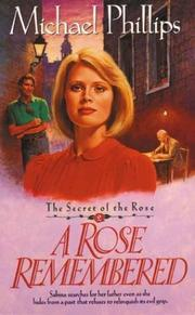 Cover of: A rose remembered