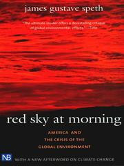 Cover of: Red Sky at Morning | James Gustave Speth