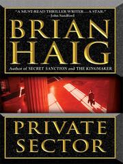 Cover of: Private Sector | Brian Haig