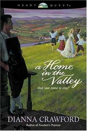 Cover of: A home in the valley