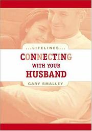 Cover of: Connecting with your husband