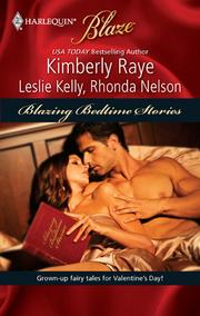 Cover of: Blazing Bedtime Stories | Kimberly Raye