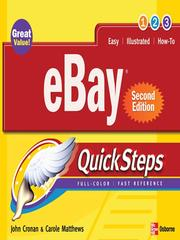 Cover of: eBay® | Carole Matthews
