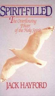 Cover of: Spirit-Filled