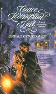 Cover of: The substitute guest