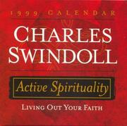 Cover of: Active Spirituality | Charles R. Swindoll