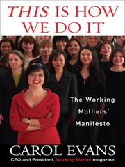 Cover of: This Is How We Do It | Carol Evans