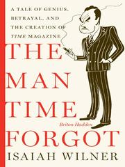 Cover of: The Man Time Forgot | Isaiah Wilner