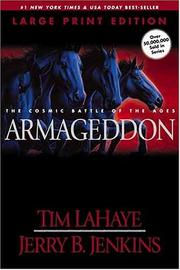 Cover of: Armageddon: the cosmic battle of the ages