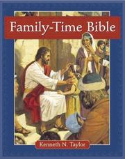 Cover of: Family-time Bible