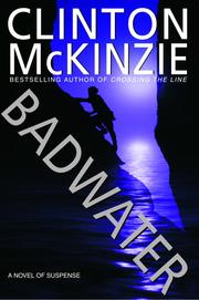 Cover of: Badwater | Clinton McKinzie