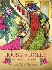 Cover of: House of dolls | Francesca Lia Block