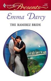 Cover of: The Ramirez Bride | Emma Darcy