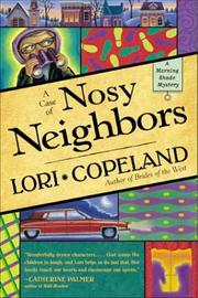 Cover of: A case of nosy neighbors