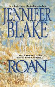 Cover of: Roan | Jennifer Blake