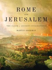 Cover of: Rome and Jerusalem | Martin Goodman