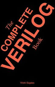 Cover of: The Complete Verilog Book | Vivek Sagdeo