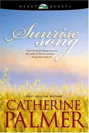 Cover of: Sunrise song
