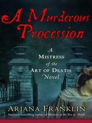 Cover of: A Murderous Procession | Ariana Franklin