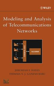 Cover of: Modeling and analysis of telecommunications networks | Jeremiah F. Hayes