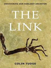 Cover of: The Link | Colin Tudge